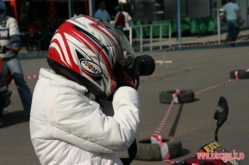 Fotograf si Motociclist!