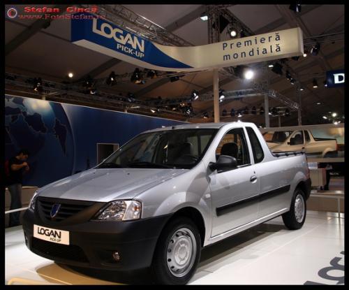 Logan Pick-up