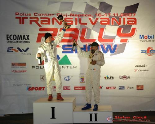Cupa Dacia Transilvania Rally Show
