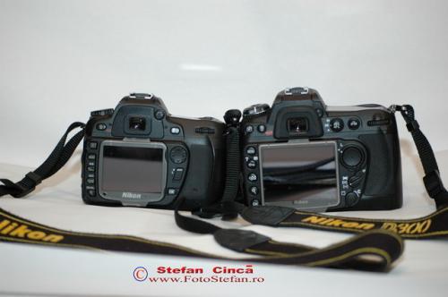 Nikon D80 vs. Nikon D300