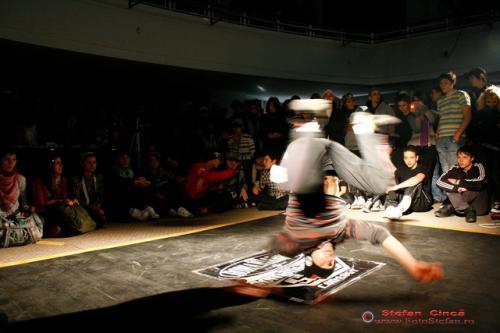 Romania Bboy Contest 5vs5
