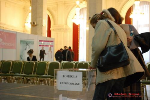 Tombola Expomariage 2008