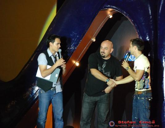 Razvan,Dani si Alin Galatescu