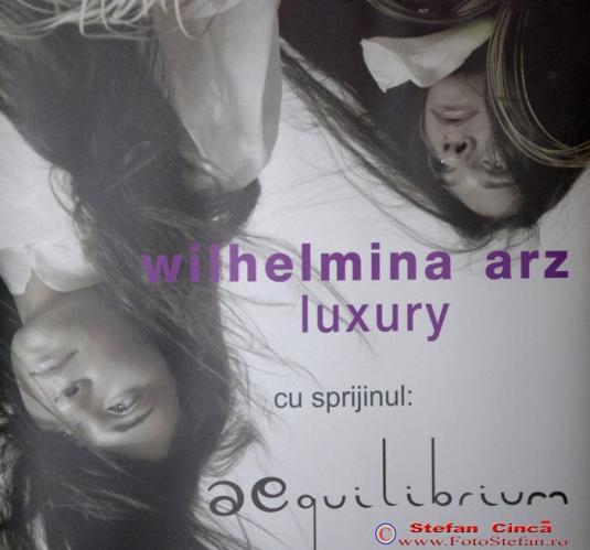 Wilhelmina Arz - colectia Luxury
