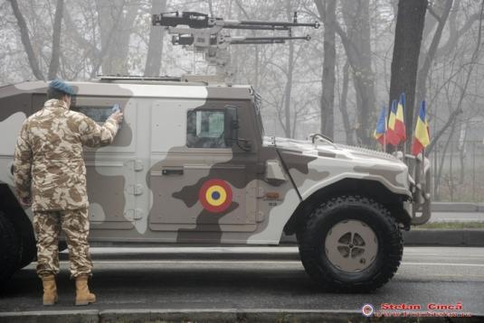 Humvee- 1 decembrie 2008
