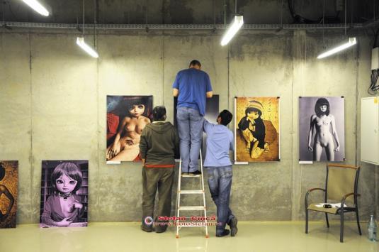 Expozitia Cristian Crisbasan