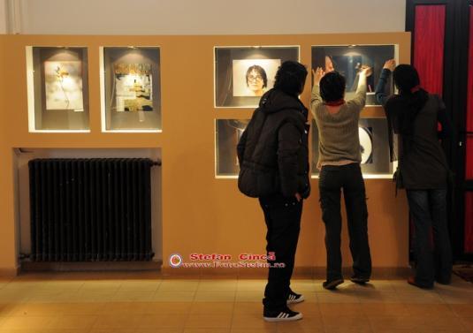 Vernisaj expozitie foto Homo Videns