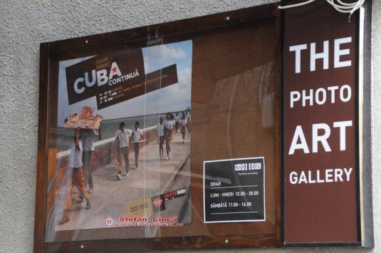 Cosmin Bumbut - Cuba continua
