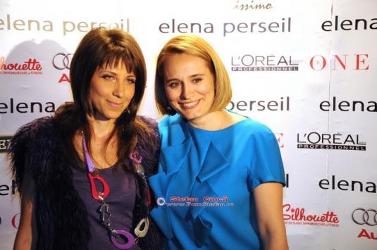 Elena Perseil & Andreea Esca