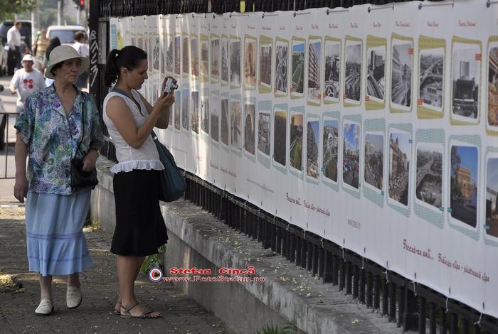 expozitie foto aer liber