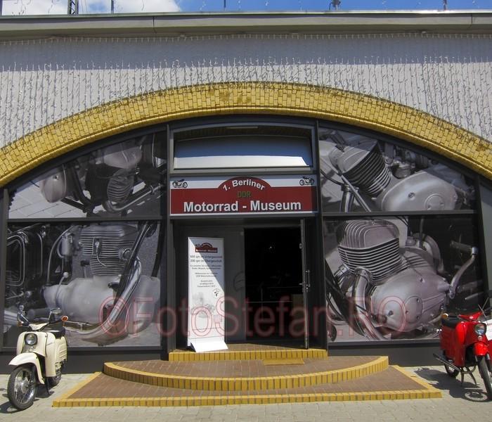 Berliner DDR Motorrad Museum