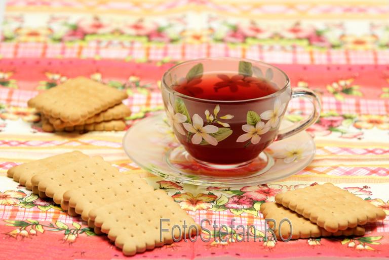 biscuiti cu ceai