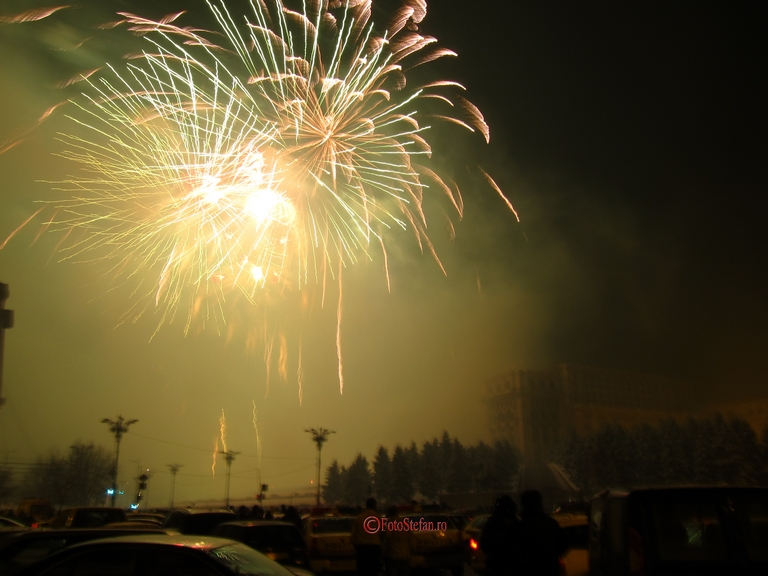 cum se fotografiaza artificiile