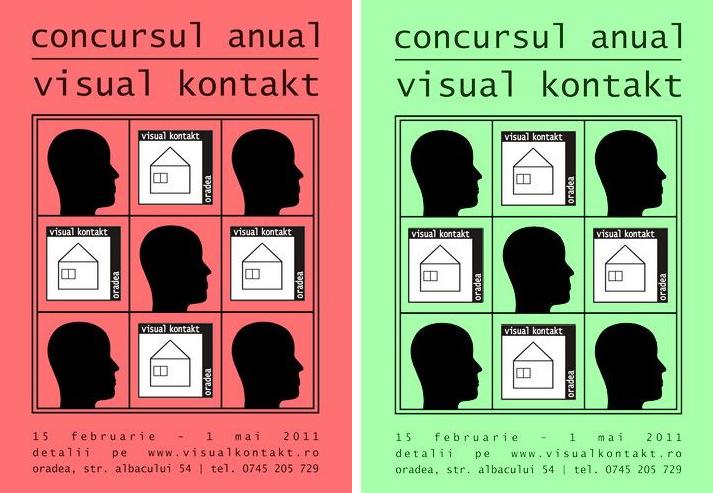 concursul visual kontakt