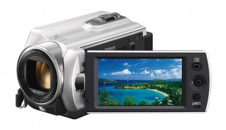 Handycam DCR-SR21E