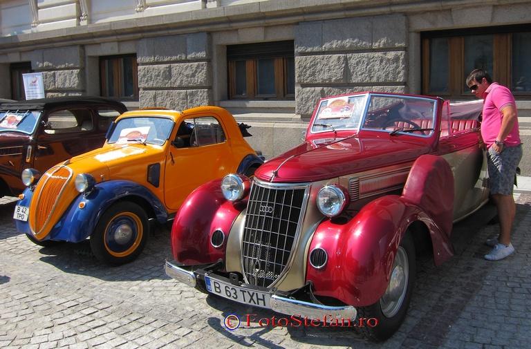 Antebellum - classic cars show, Bucuresti 2011