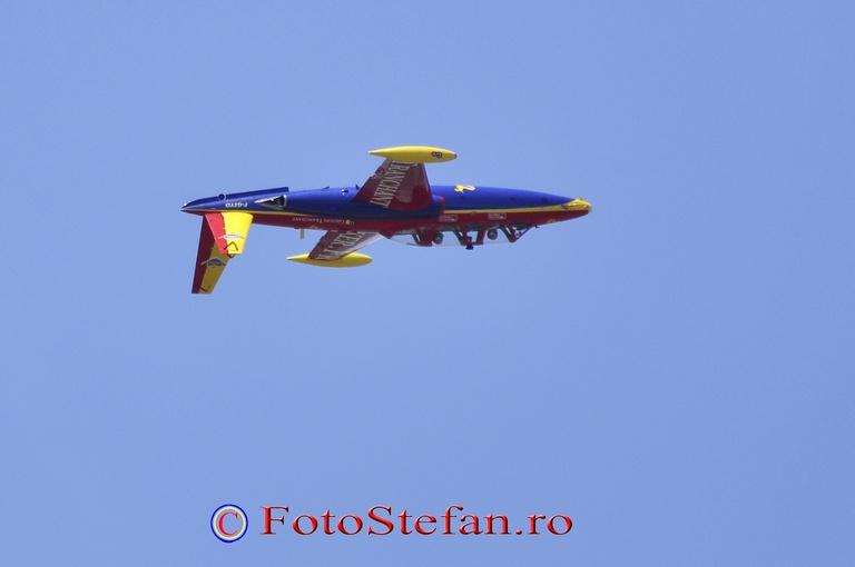 avion de antrenament