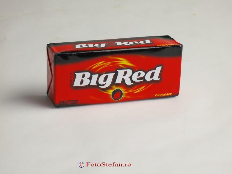 chewing gum bigred