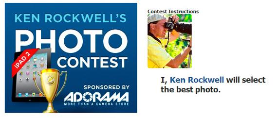 ken rockwell photo contest