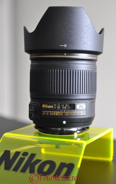 Nikkor AF-S 28 mm f:1,8 G