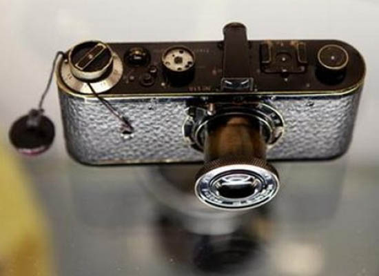 cel mai scump aparat foto