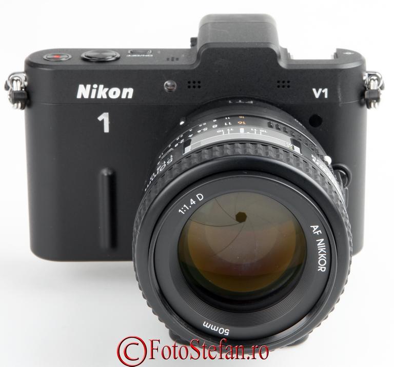 Nikon 1 V1 Nikon 50mm