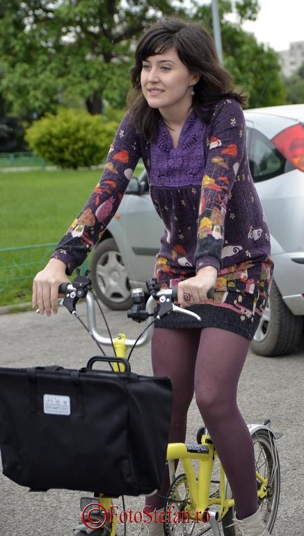 biciclista blogerita