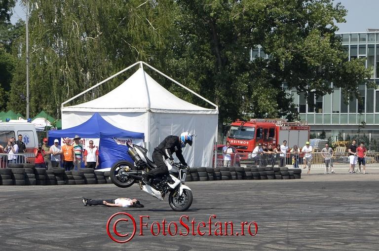 campionul mondial la Stunt Bike – Kevin Carmichael