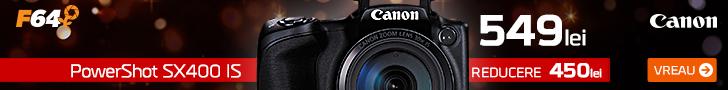 reducere de pret la Canon Sx400 IS