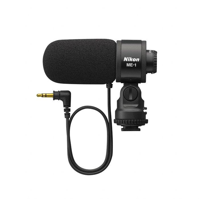 microfon nikon