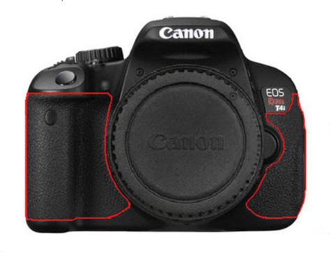 Canon EOS 650D/Kiss X6i/T4i