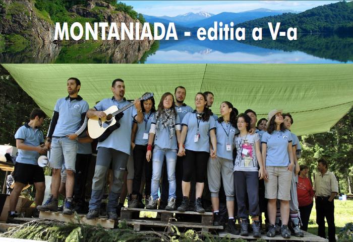 Montaniada –Mobilizează tineretul