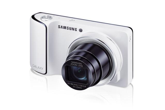 Aparat foto cu smartphone integrat