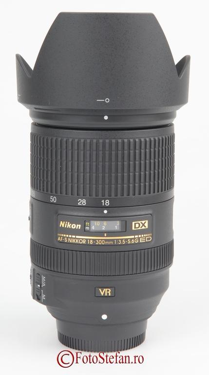 AF-S DX NIKKOR 18-300 mm f/3.5-5.6G ED VR