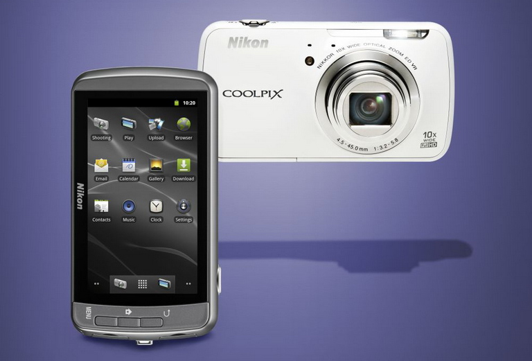 android aparat foto