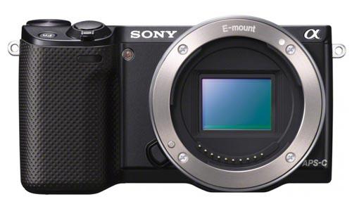Sony NEX-5R mirrorless