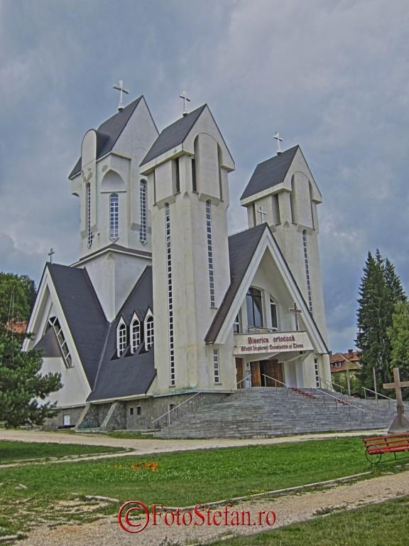 Biserica 'Sfintii imparati Constantin si Elena'