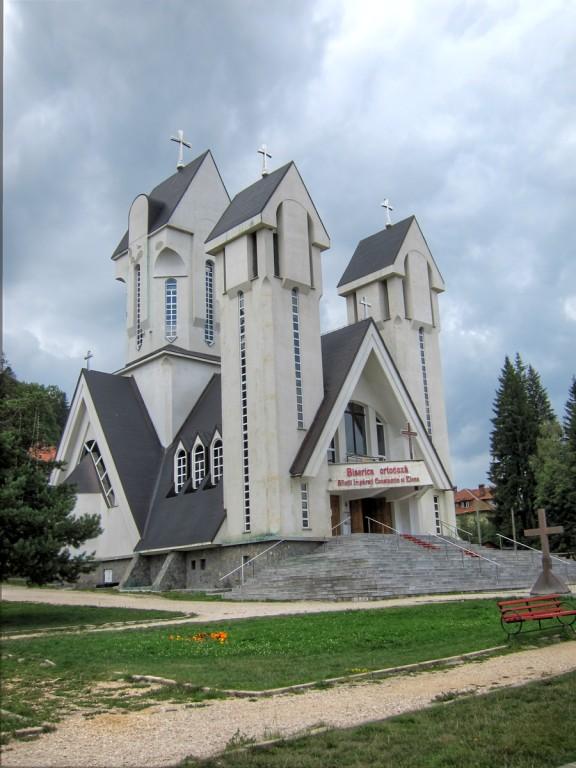 biserica predeal