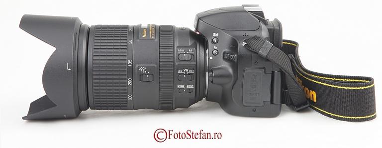 nikon d5100 18-300mm