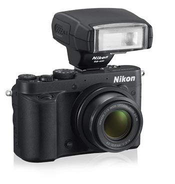 nikon p7700 blit Speedlight