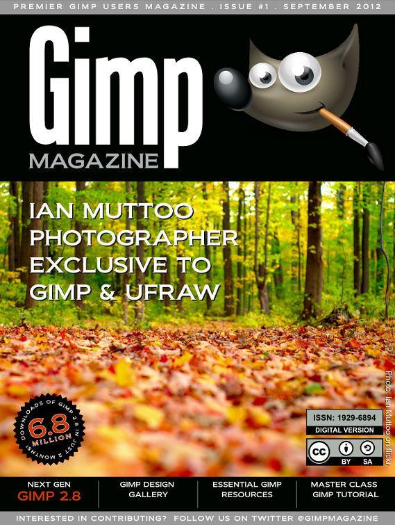 revista gimp