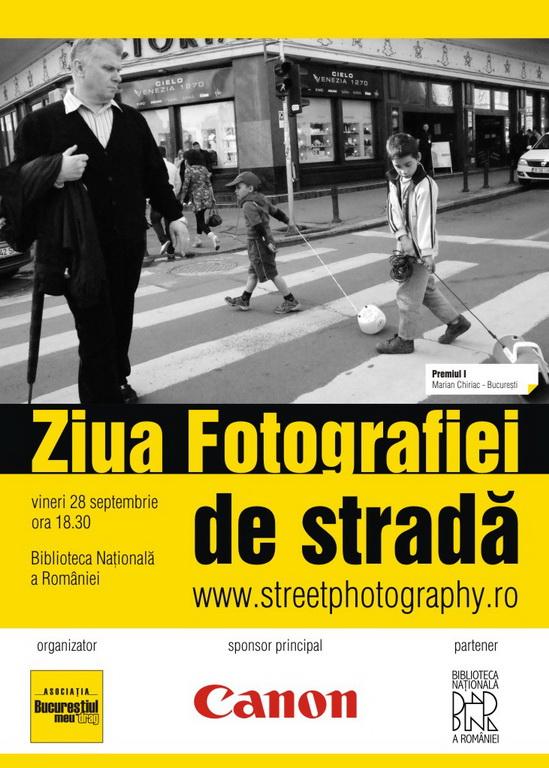 premii Ziua Fotografie de strada