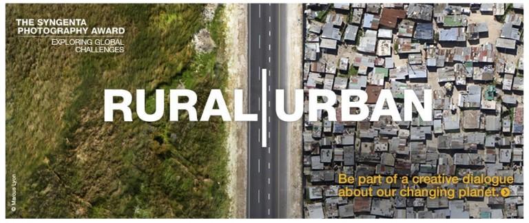 urban rural foto