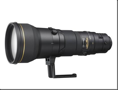 600mm f/4G ED VR AF-S NIKKOR