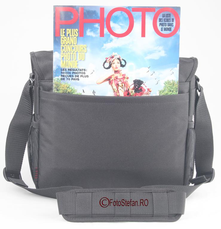 geanta revista foto