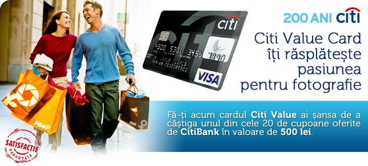 card credit citibank