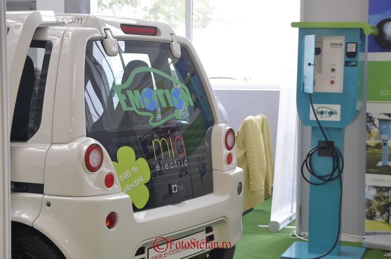 alimentare masina electrica