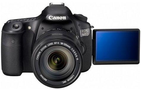 promotie canon 60D