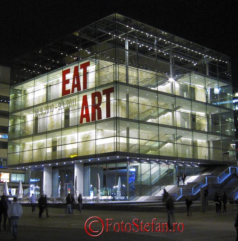 Kunstmusseum Stuttgart muzeu arta obiectiv turistic