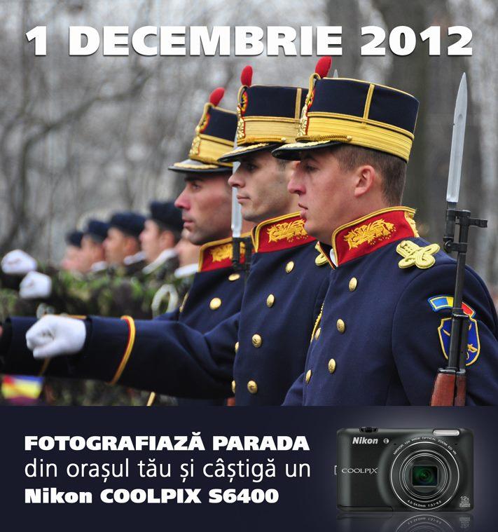 parada ziua nationala romania